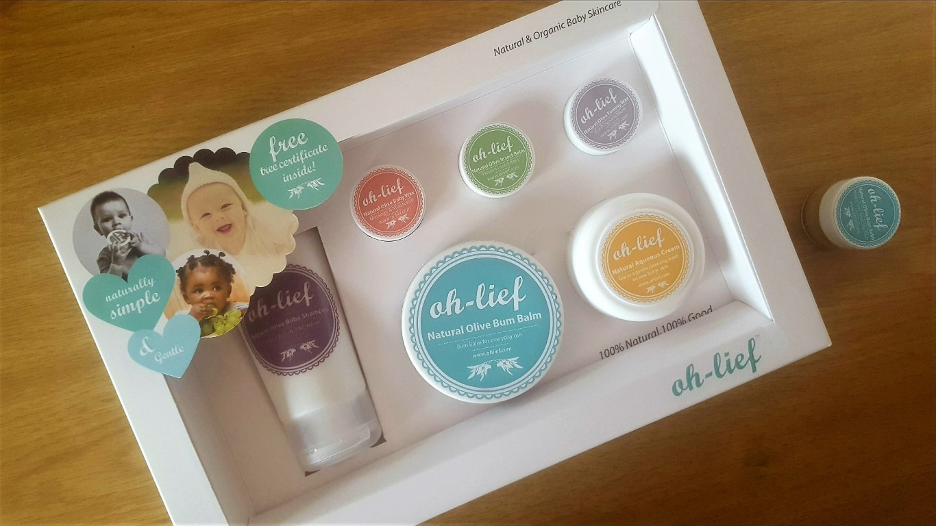 Oh Lief Gift Box - By Megan Kelly