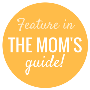 Feature in The Mom's Guide - By Megan Kelly
