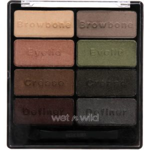 Wet n Wild Eyeshadow - By Megan Kelly