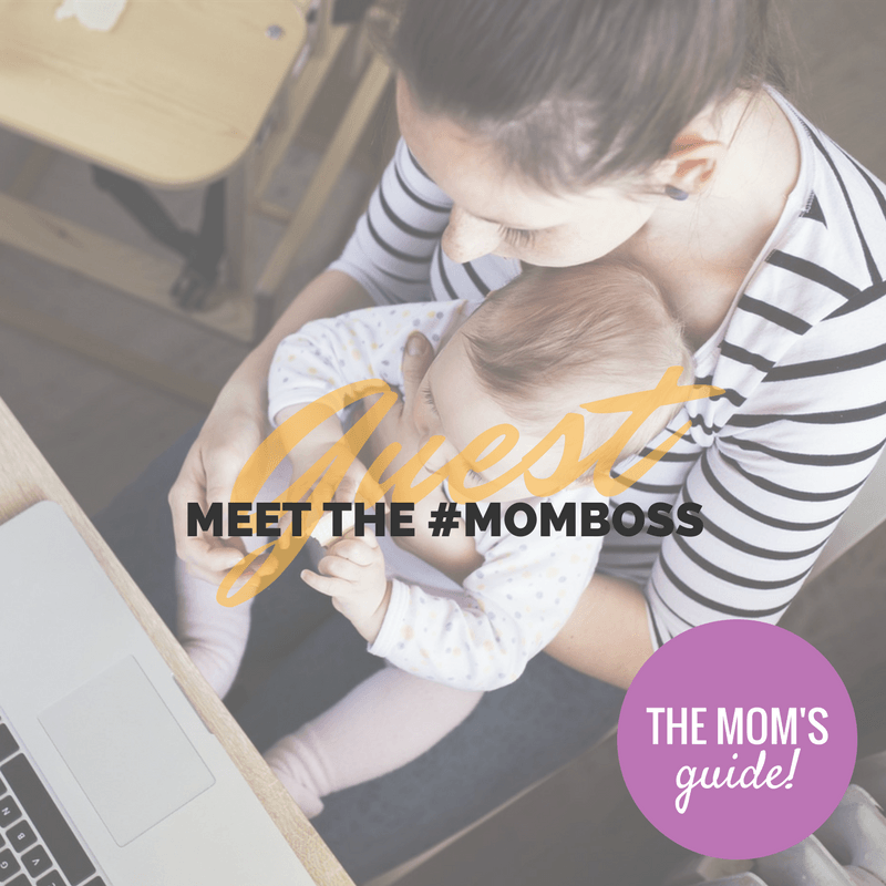 Meet The #MomBoss - By Megan Kelly