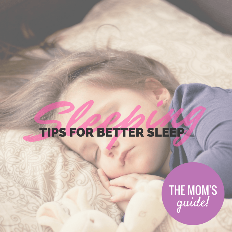 Tips for better sleep - By Megan Kelly