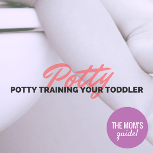 Potty Training your toddler with The Baby Throne