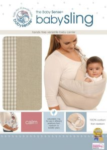 Baby Sense Baby Sling - By Megan Kelly