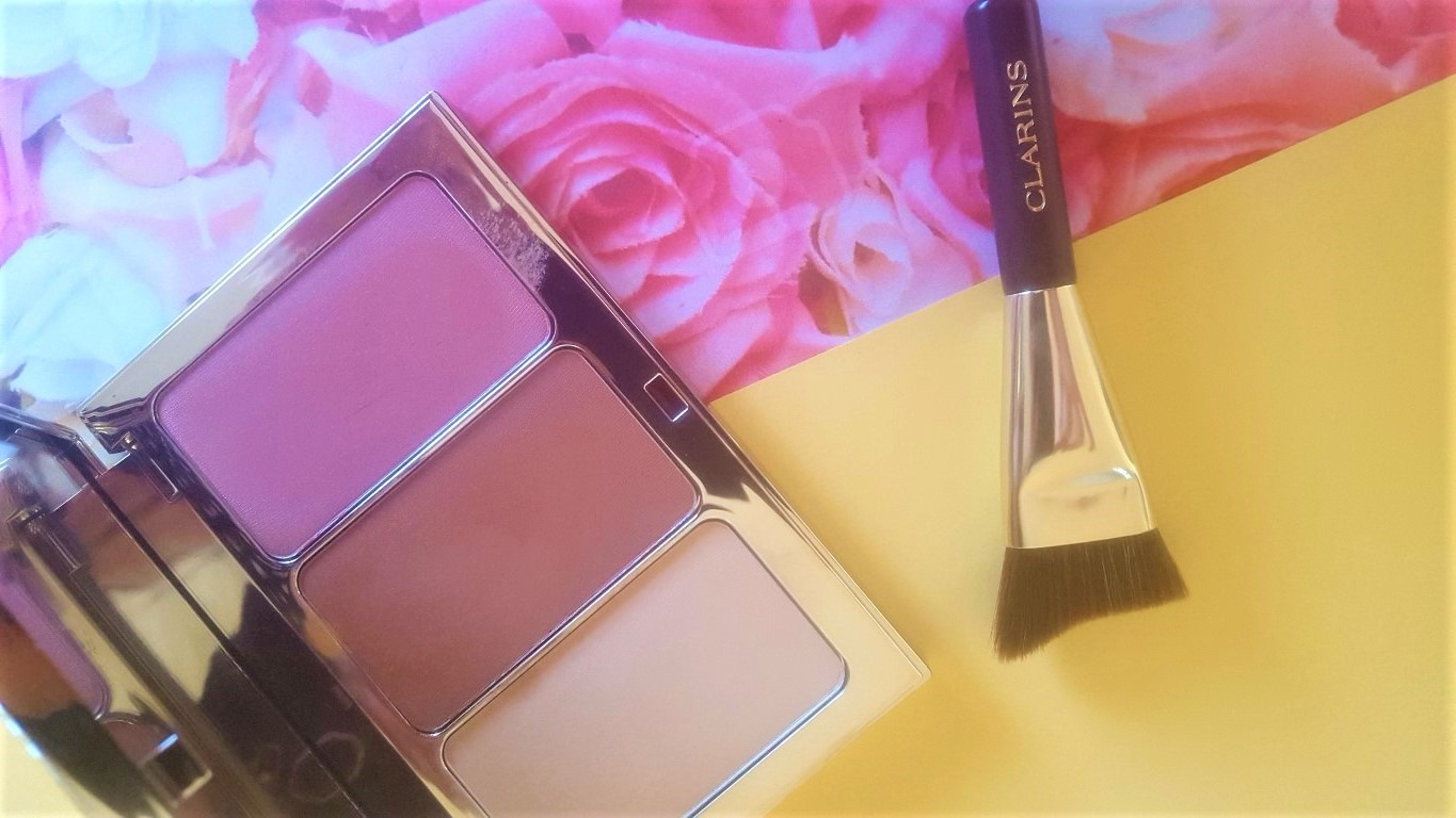 Clarins Face Contouring Palette - By Megan Kelly