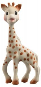 Sophie la girafe Teether - By Megan Kelly