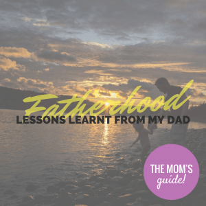 [WIN] 5 Lessons from My Dad