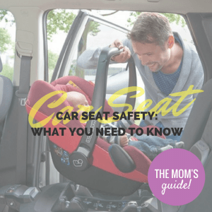 Let's get real about car seats!