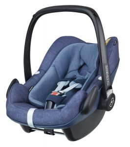 Maxi-Cosi Pebble Plus - By Megan Kelly