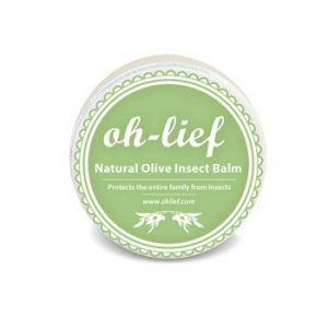 Oh Lief Natural Insect Balm - By Megan Kelly
