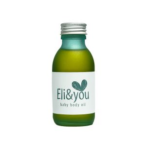Eli and You Baby Body Oil - By Megan Kelly