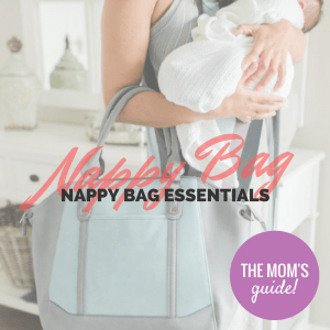 Nappy Bag Essentials