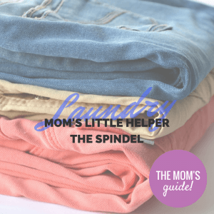 Mom's Little Winter Helper: The Spindel