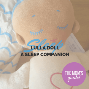 Your Baby's Sleep Companion: Lulla Doll