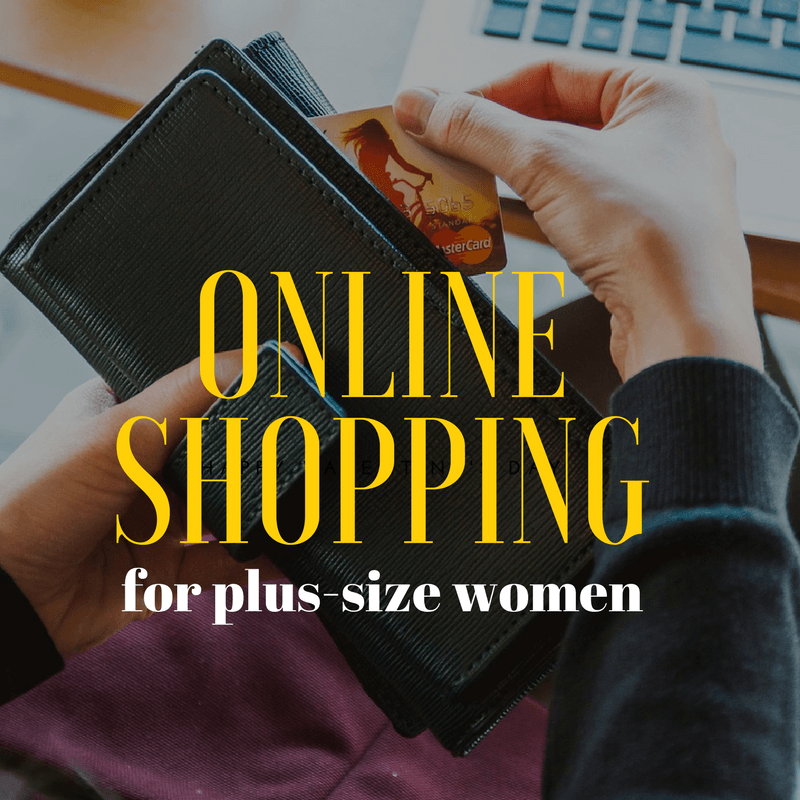 Online Shoping for Plus Size Women - By Megan Kelly