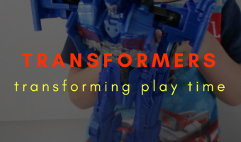 Transformers Transform Playtime