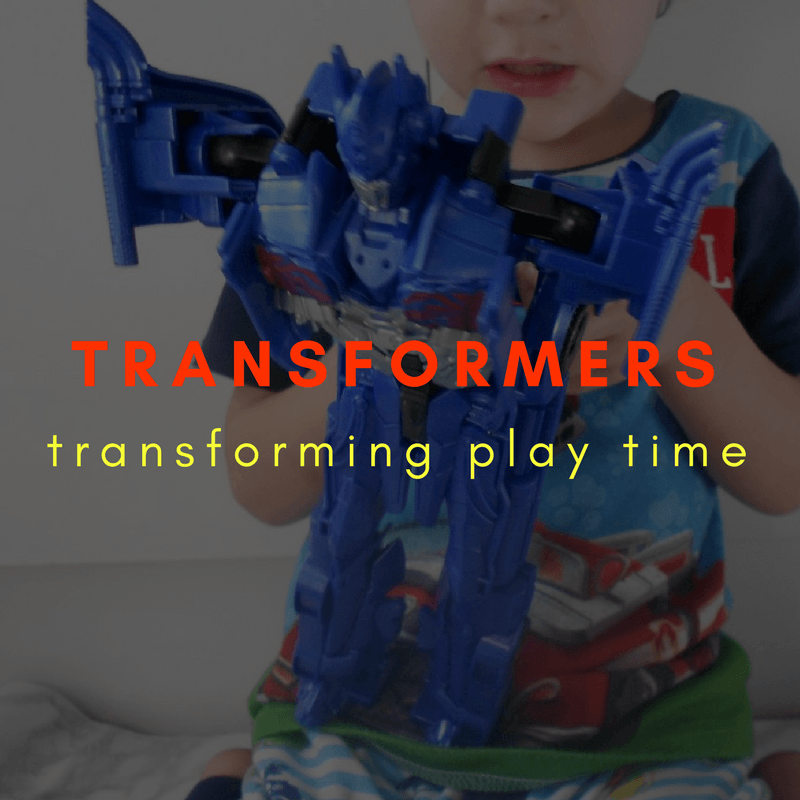 Transformers The Last Knight Toys - By Megan Kelly