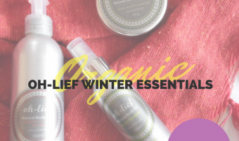 [WIN] Winter Essentials from Oh-Lief
