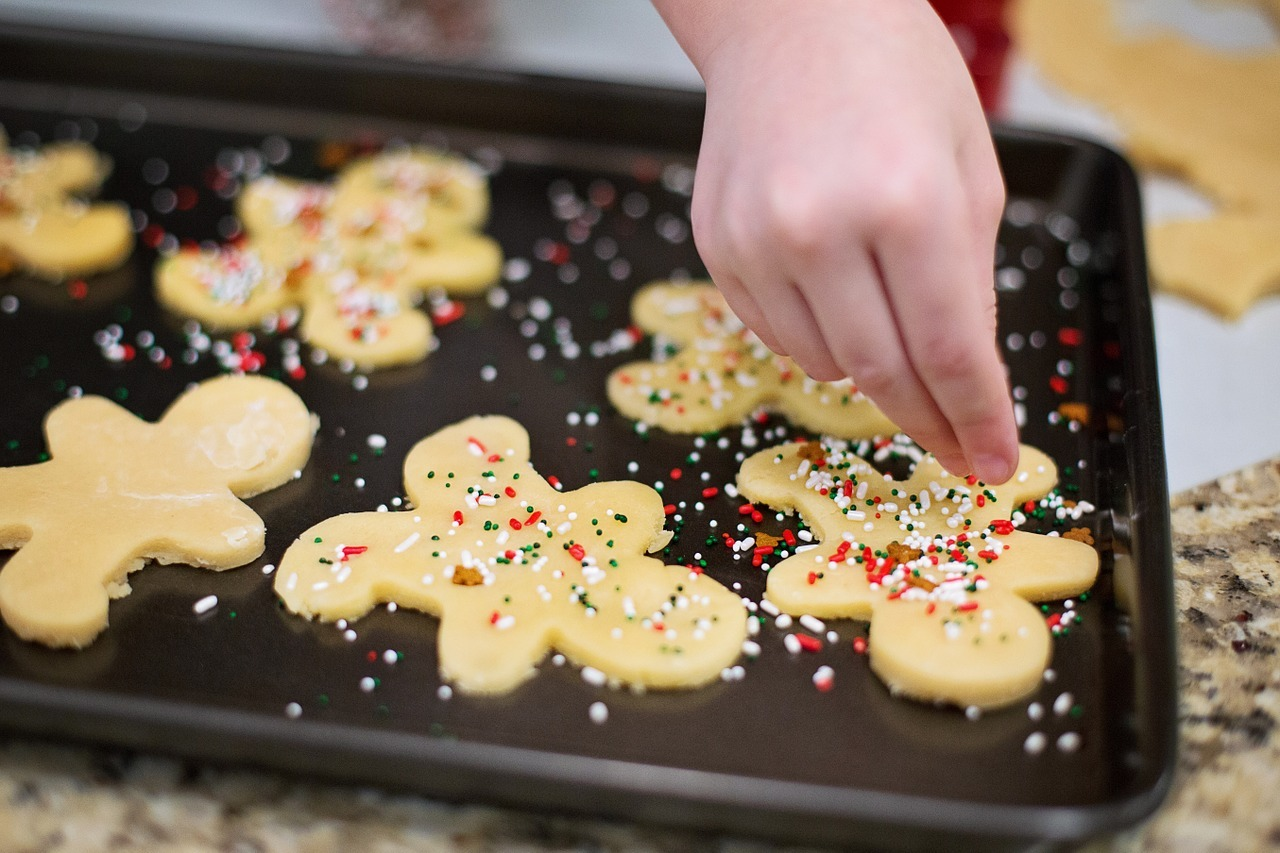 baking with kids - By Megan Kelly