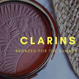 Get Bronzed with Clarins' Summer Collection