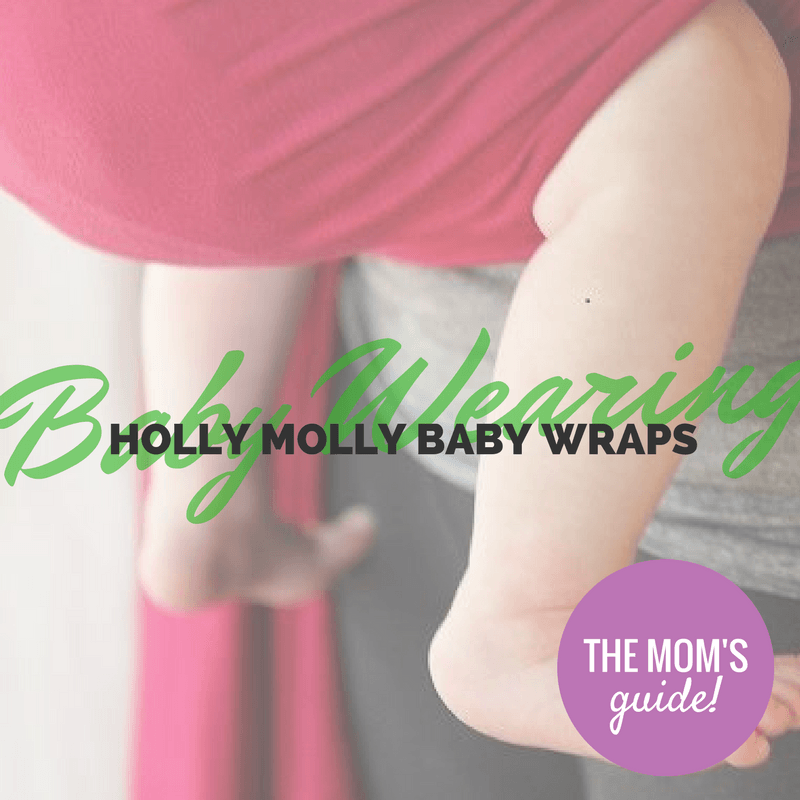 Holly Molly Baby Wraps - By Megan Kelly
