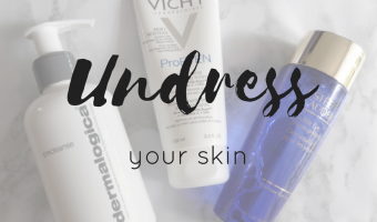 Undress your skin with these skincare favourites