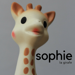 Why is everyone hooked on Sophie la girafe?