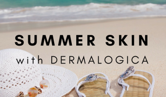 5-Minutes with Dermalogica chatting about Summer Skin