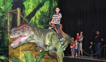 [CLOSED] Tickets to DinosAlive at Baywest Mall (Port Elizabeth)