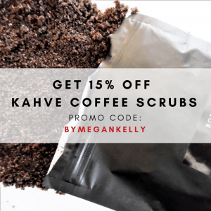 KAHVE PROMO CODE - By Megan Kelly