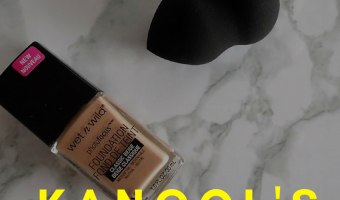 Kangol's New Blend Beauty Sponge