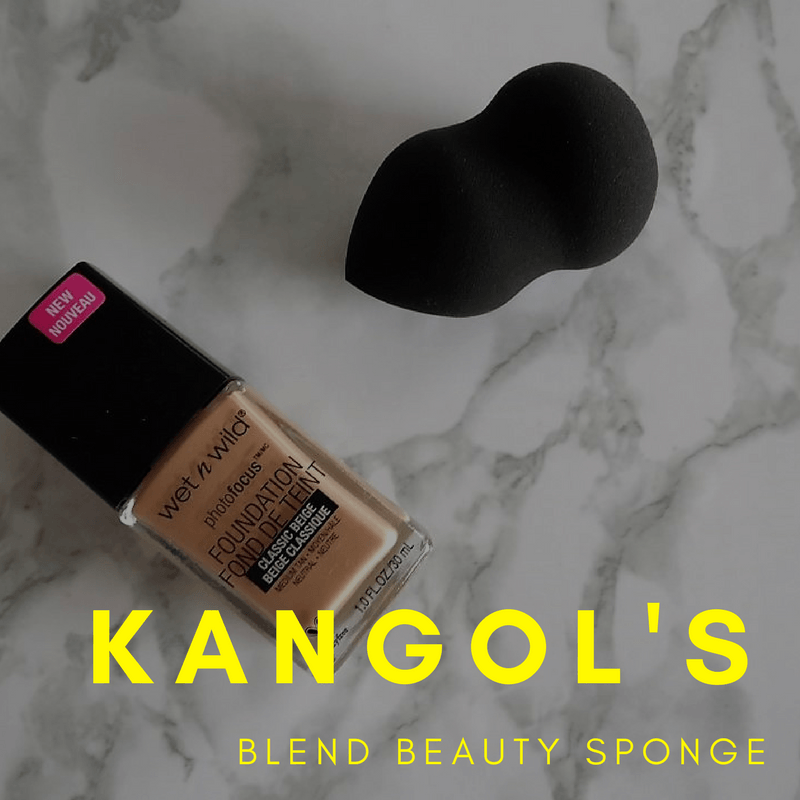 Kangol Blend Beauty Sponge - By Megan KellyKangol Blend Beauty Sponge - By Megan Kelly