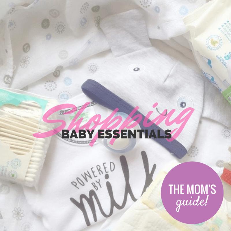 Budget Baby Essentials - By Megan Kelly