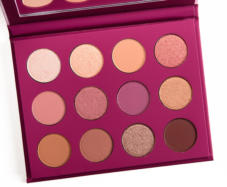 ColourPop's You had me at Hello Palette - By Megan Kelly