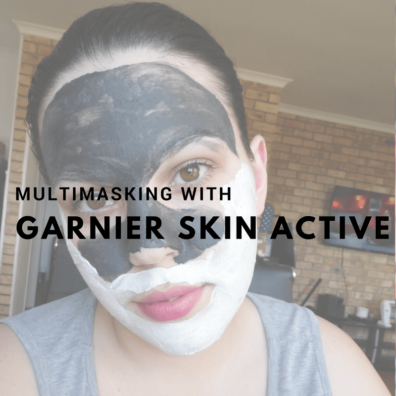 Garnier Pure Active 3-in-1 Range - By Megan Kelly