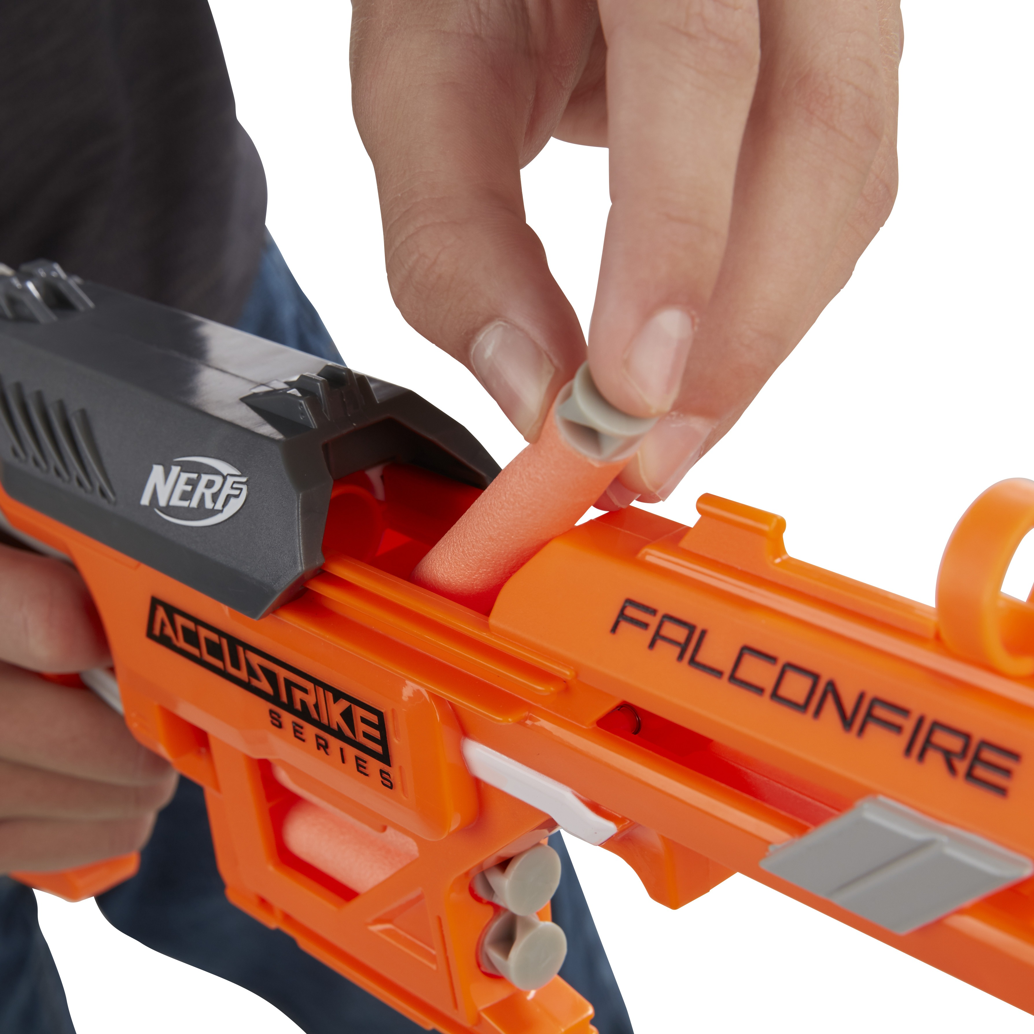 Nerf Accustrike - By Megan Kelly