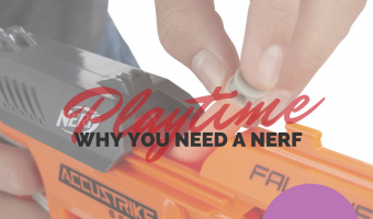 5 Reasons to buy Nerf Blasters, these holidays