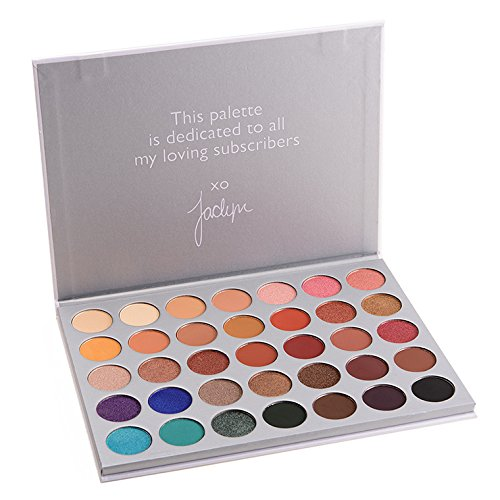 The Jaclyn Hill Eyeshadow Palette - By Megan Kelly