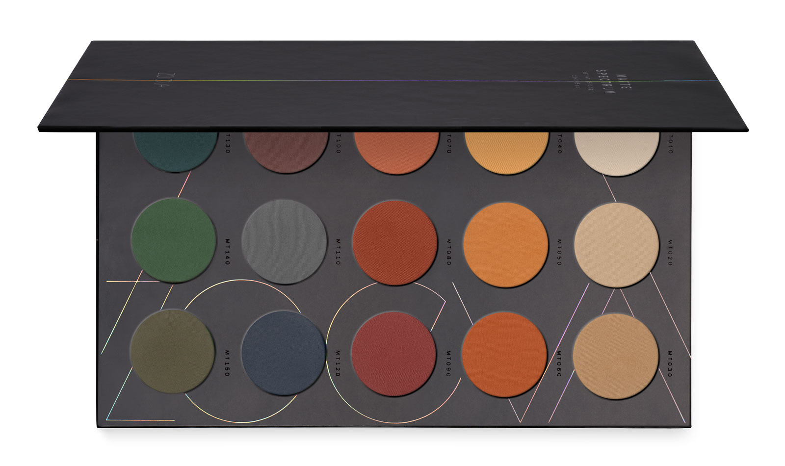 ZOEVA Matte Spectrum Palette - By Megan Kelly