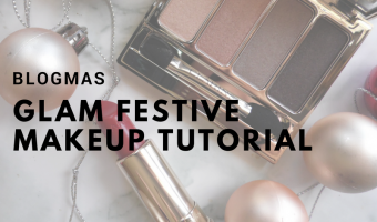 [WIN] Glam Makeup Tutorial for Christmas
