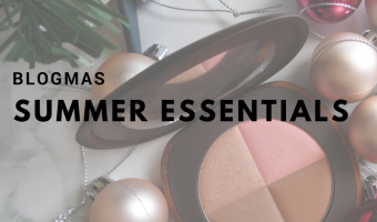 [WIN] Beauty Essentials for Summer