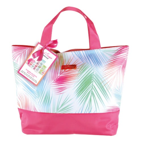 Tropical Escape Summer Vacation Beach Tote - By Megan Kelly