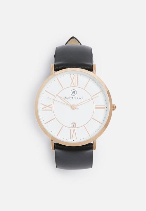 Superbalist Olivia leather watch R399 - By Megan Kelly