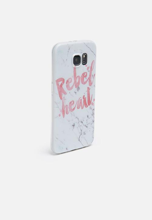Superbalist Rebel heart - iPhone & Samsung cover R179 - By Megan Kelly