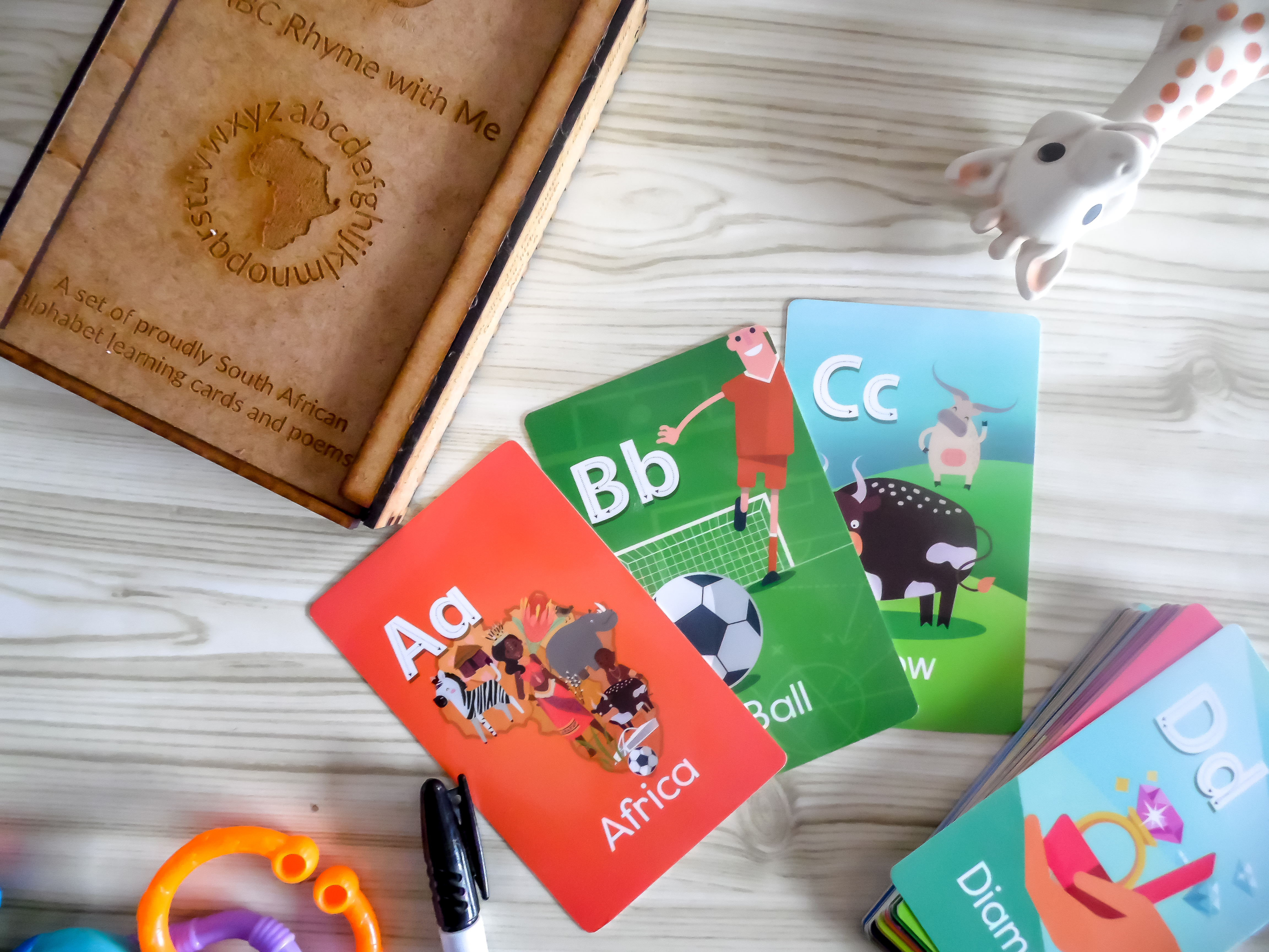 Bombelino ABC Rhyme with Me - By Megan Kelly