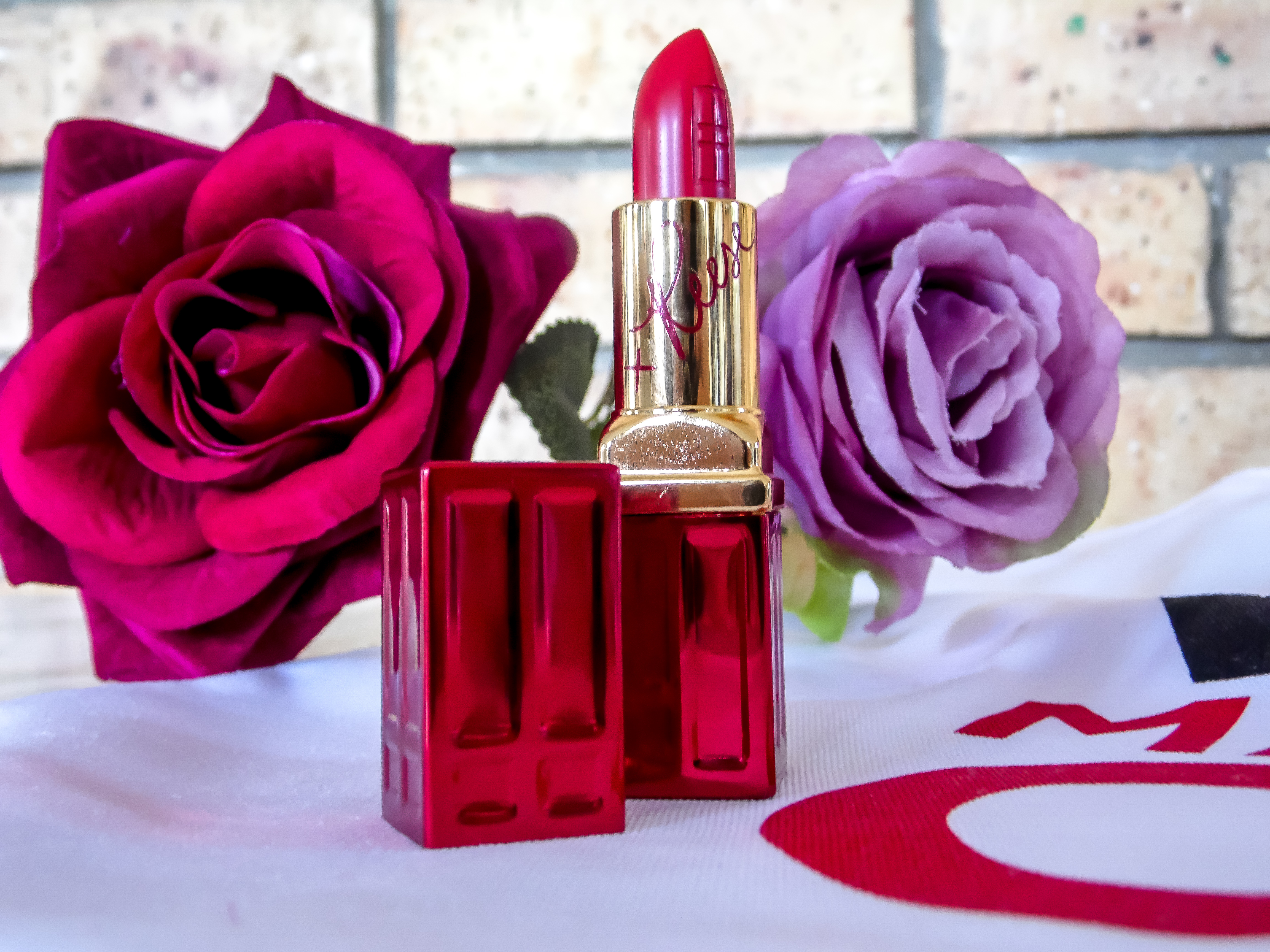 Elizabeth Arden March On Lipstick - By Megan Kelly
