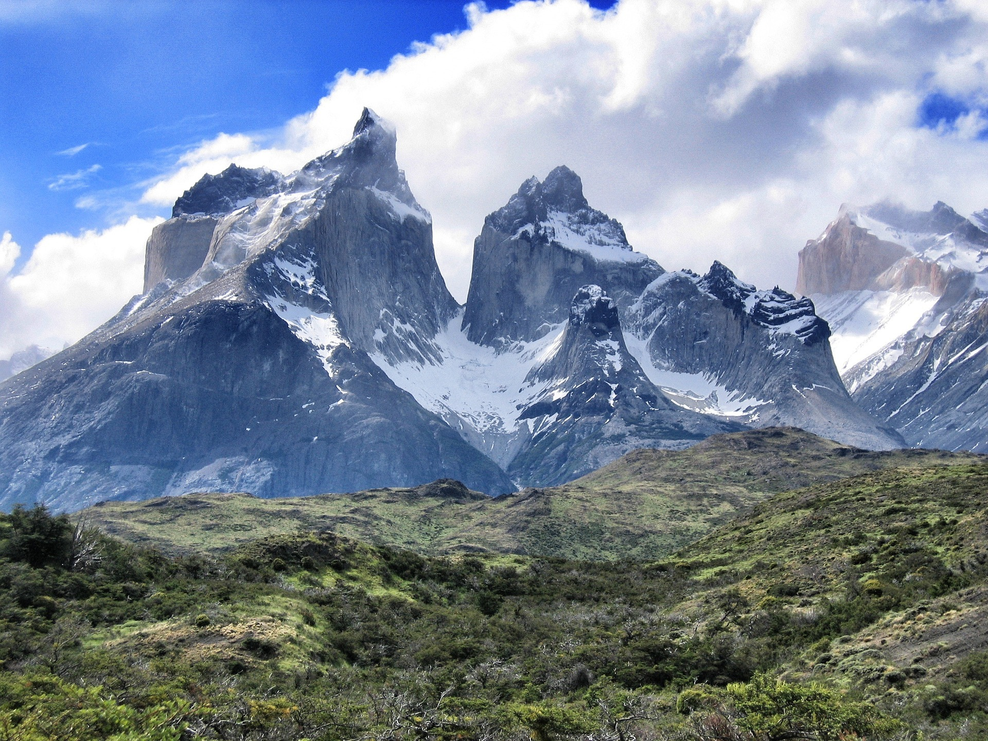 Dreaming of South America - By Megan Kelly