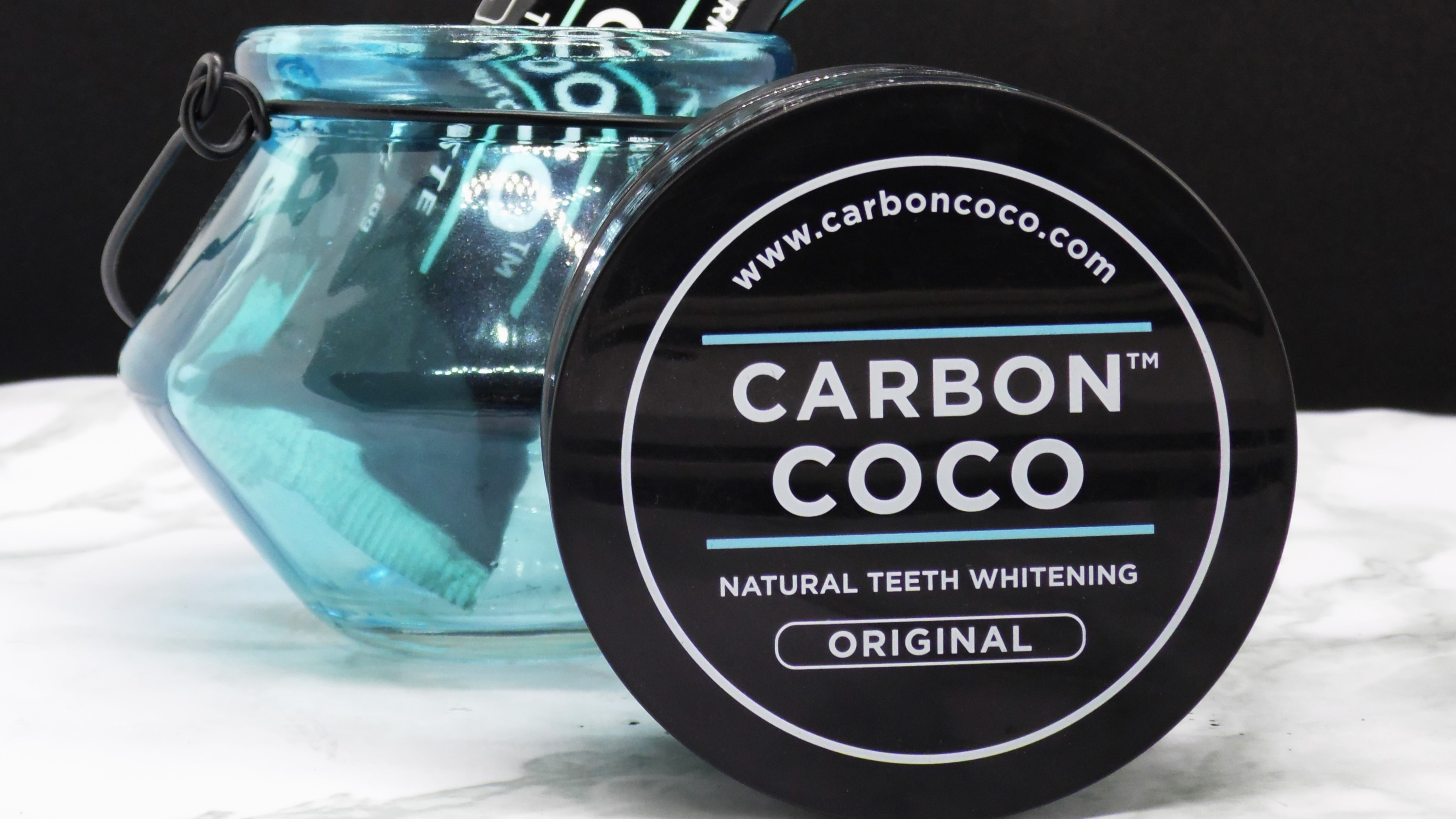 Carbon Coco Activated Charcoal - By Megan Kelly