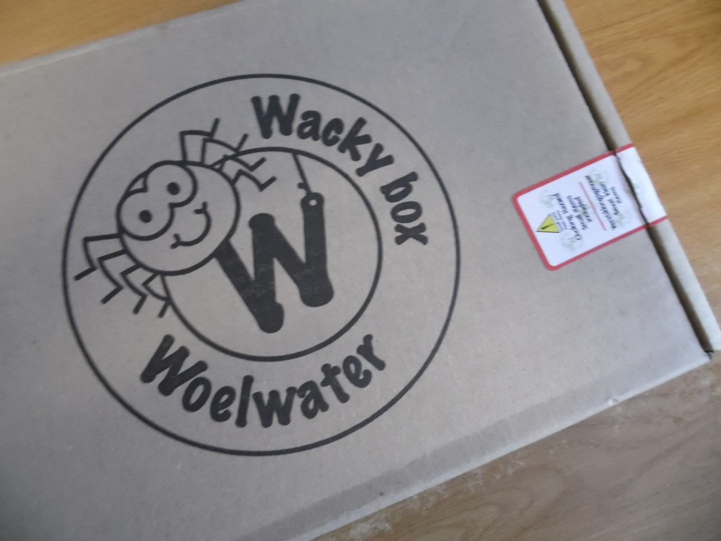WackyBoxes South Africa - By Megan Kelly