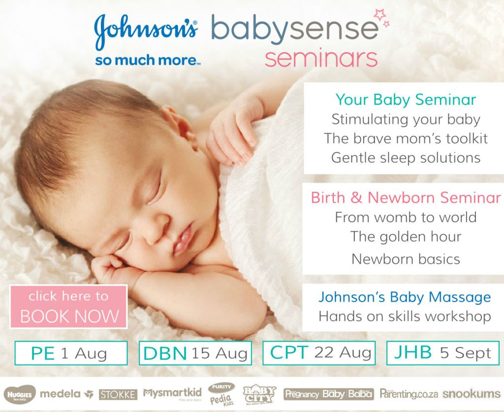 Baby Sense - By Megan Kelly