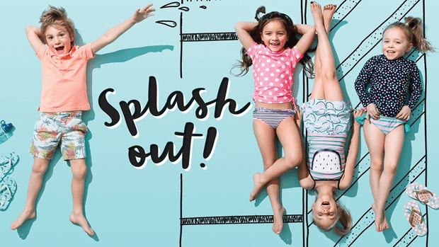Cotton On Swimwear for Kids - By Megan Kelly